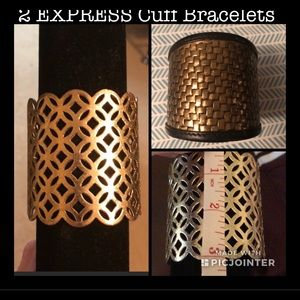 2 EXPRESS CUFF BRACELET
